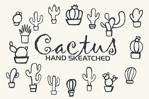 Cactus ClipArt - Vector & PNG
