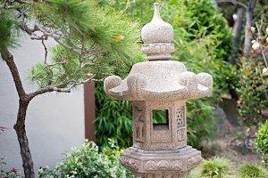 Japanese Garden-Statue