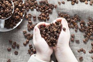 coffee grain