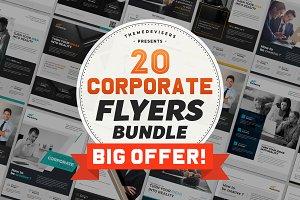 Premium Corporate Flyer Bundle