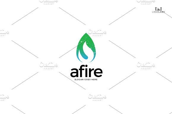 Afire Logo