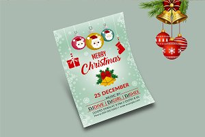 Christmas Party Flyer V902