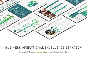 Operational Excellence google slides