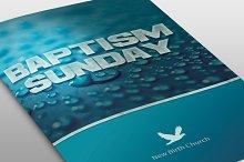 baptism templates