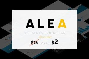 ALEA - Powerpoint Templates