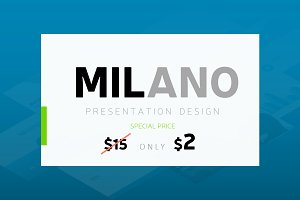 MILANO - Powerpoint Templates