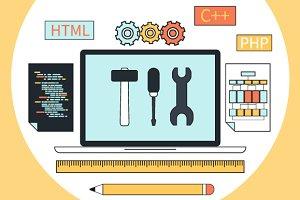 Web Development Instruments