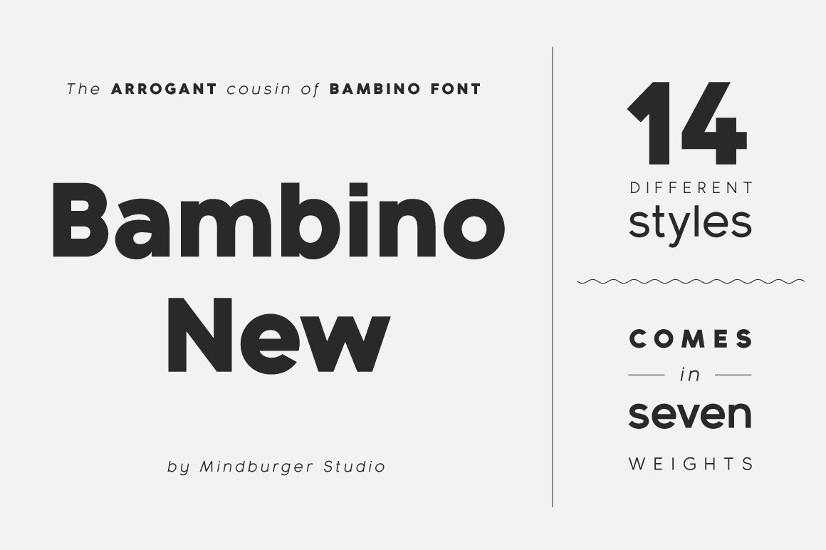 50 Best Free Fonts For 2017