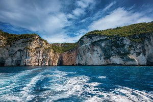 Antipaxos Island, Greece