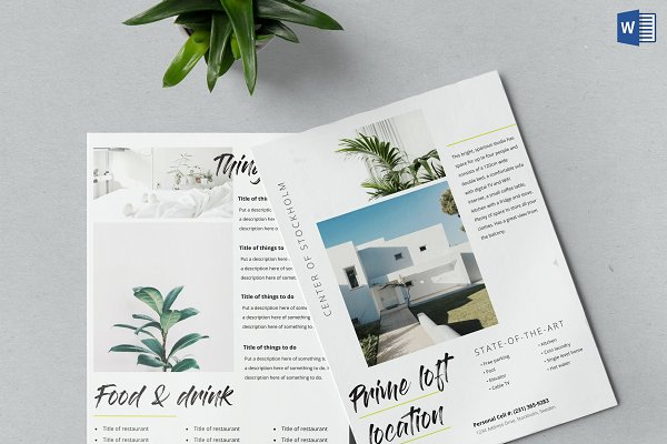 Docx Photos, Graphics, Fonts, Themes, Templates ~ Creative