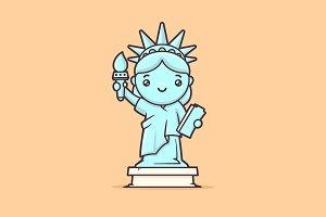 Statue of Liberty - PREMIUM ITEM