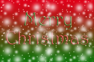 Christmas holidays background with c