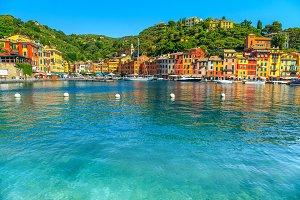 Breathtaking Portofino resort
