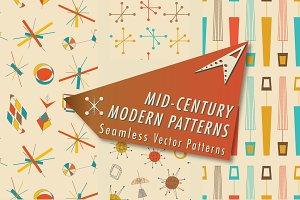 Mid-Century Modern Patterns: Eames