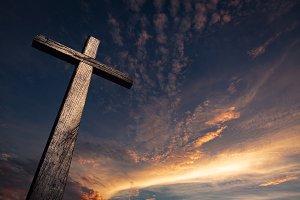 The cross of salvation