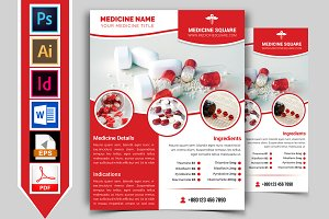 Medicine Promotional Flyer Vol-03
