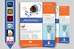 Medicine Promotional Flyer Vol-02
