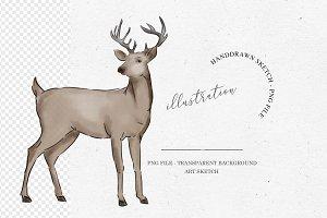 Oh Deer Clipart