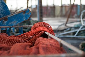 Red Fishing Nets 2