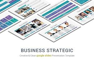 Business Strategic google slides