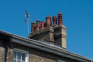 English Chimney Stacks 3