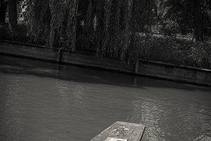 Punt Boat on Thames