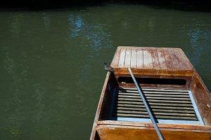 Punt Boat on Thames 2