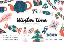 Winter Time by  in Illustrations