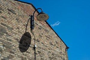Lamp on Brick 2