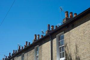 English Chimney Stacks 2