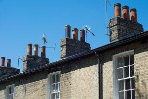 English Chimney Stacks