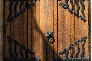 Old Door Craftmanship