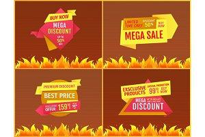 Mega Sale Offers on Geometric Shape
