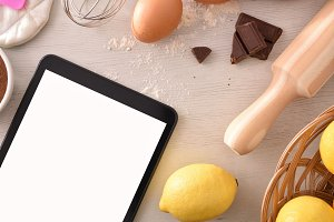 Pastry ingredients and tablet
