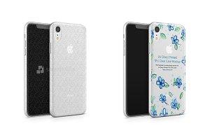 Apple iPhone XR UV TPU Clear Case