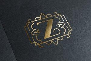 Letter Z Logo 4