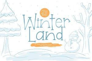 Winterland Font