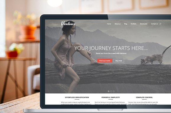 Ventoux - Premium Business Wordpress Theme