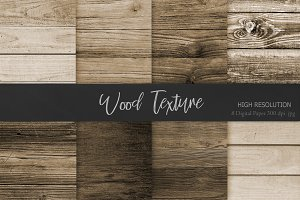 Wood Texture, Backgrounds