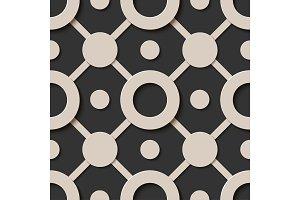 Vector pattern texture