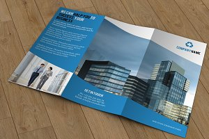 Multipurpose Corporate brochure-T137