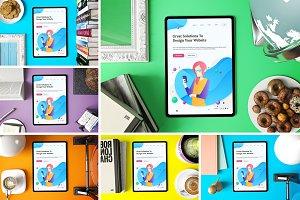 iPad Pro in Studio