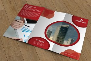 Trifold Corporate Brochure-T138