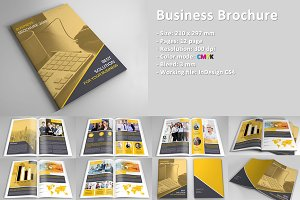 InDesign Corporate Brochure-V139