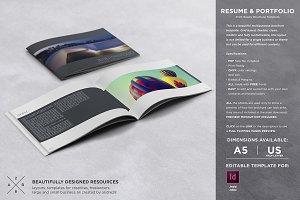 Portfolio & Resume Template