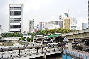 Cityskape of Kuala Lumpur