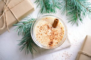 Eggnog, Traditional Christmas Drink