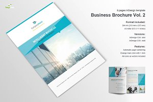 Business Brochure Vol. 2