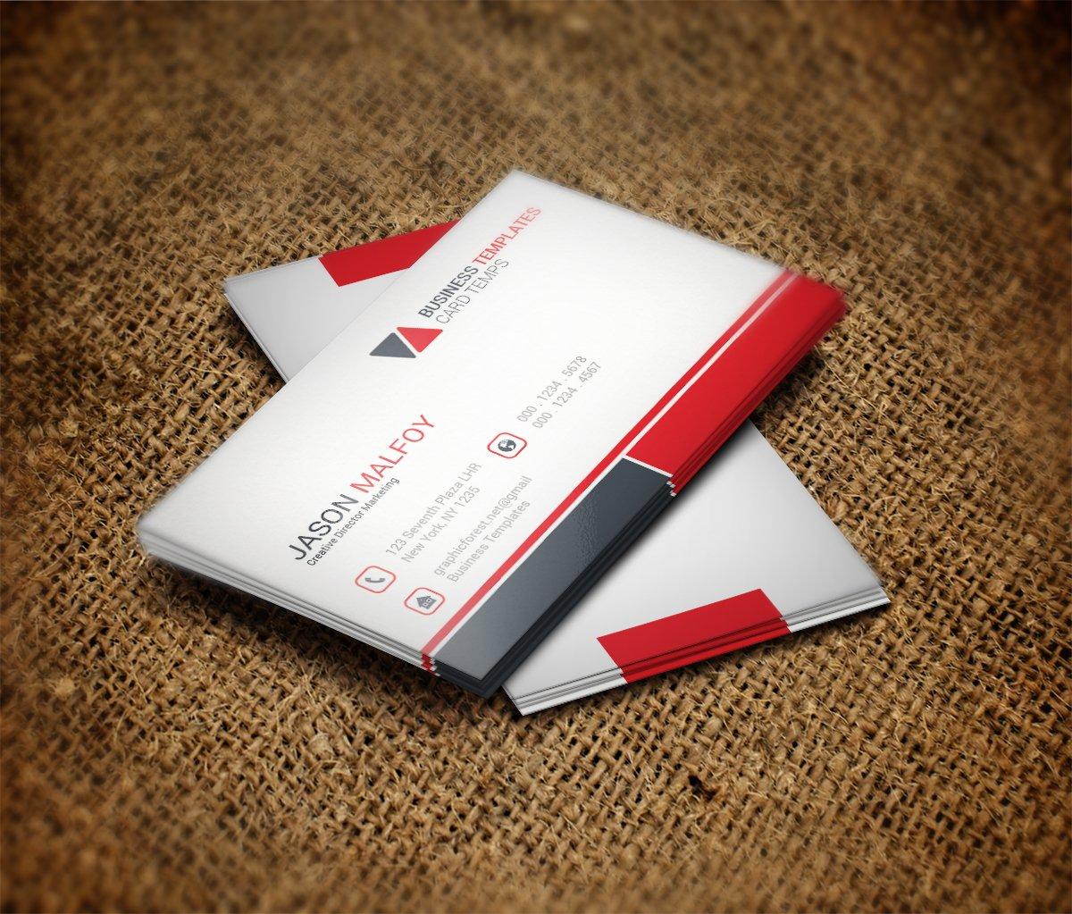 Digital Business Card : Digital business card template templates