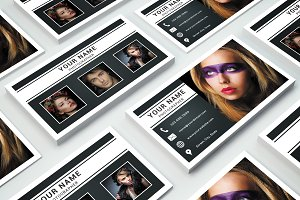 Business Card Template 007 Photoshop